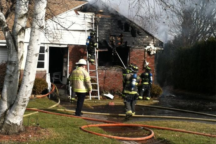Firefighters Battle Flames on Herkimer Road_-7908561734563118211
