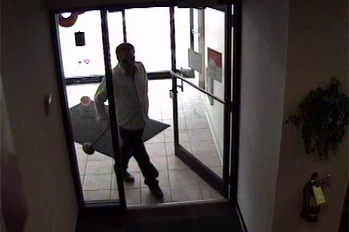 Utica man in police custody after attempting to rob a bank with a toilet plunger_3254320582252250211