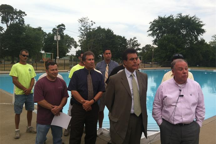 Buckley Pool to Reopen Today_-7807343488530234195