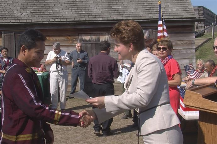 Ft. Stanwix hosts their annual September Naturalization Ceremony_4439891649507509413