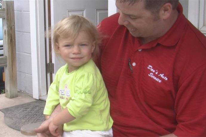 'Brakes For Babies' Fundraiser Hits Close To Home For Taberg Family_-9218021313017001378