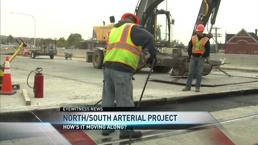 Update on the North South Arterial Project_77257397-159532