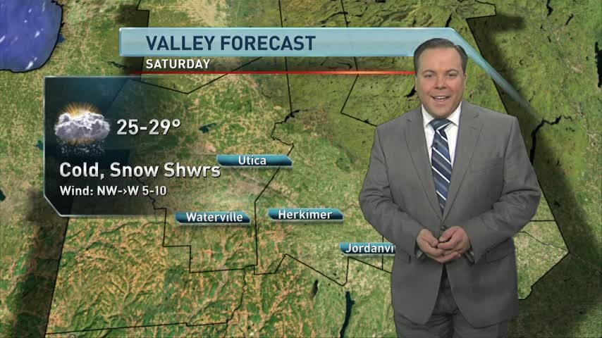 Valley Forecast 12/9