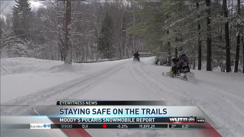 Moody's Polaris Snowmobile Report 1/5