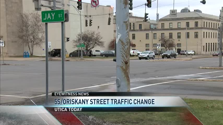 5S/Oriskany Street in Downtown Utica Will Have a New Look in 2018