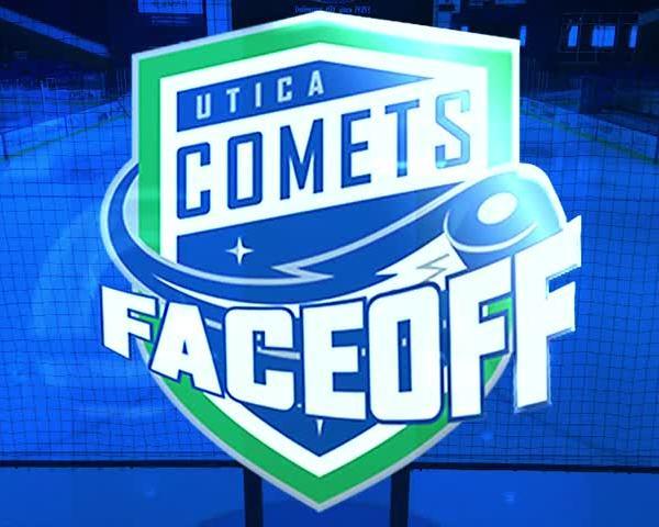 Comets Faceoff Jake Virtanen p1