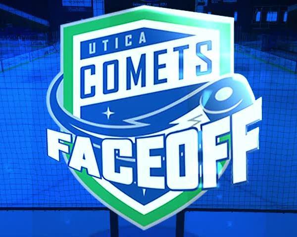Comets Faceoff - Darren Archibald p1