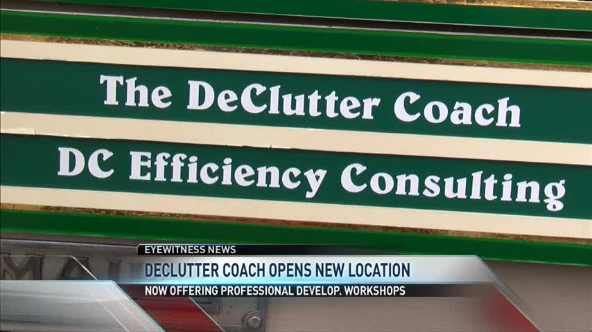 Declutter Coach Opens New Location_96313245