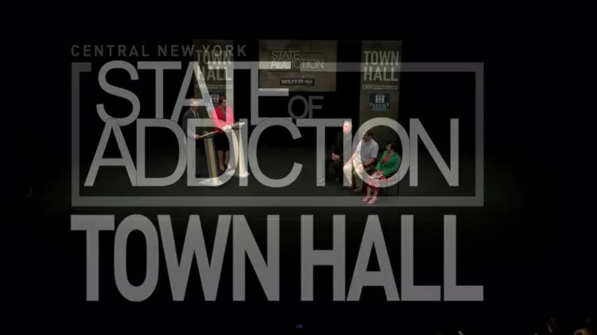 State of Addiction - Town Hall - Part 1