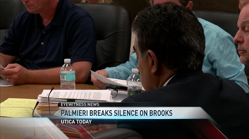 Palmieri Breaks Silence on Brooks_80229966