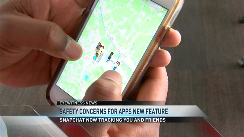 Snapchat-s new feature a security threat-_28324863