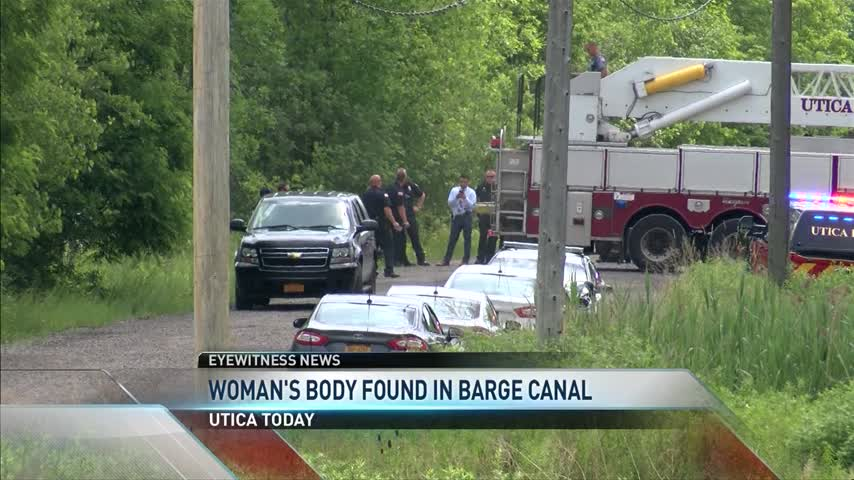 Woman-s Body Found in Barge Canal_11803113