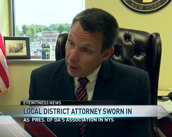 Oneida County DA Scott McNamara Sworn In_62310545