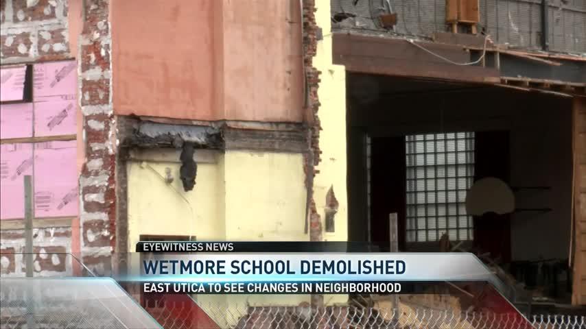 Wetmore School Demolished_12448212