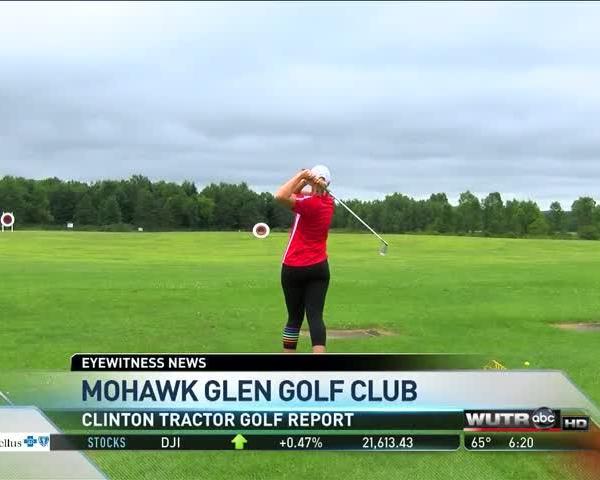 Clinton Tractor Golf Report 7/25
