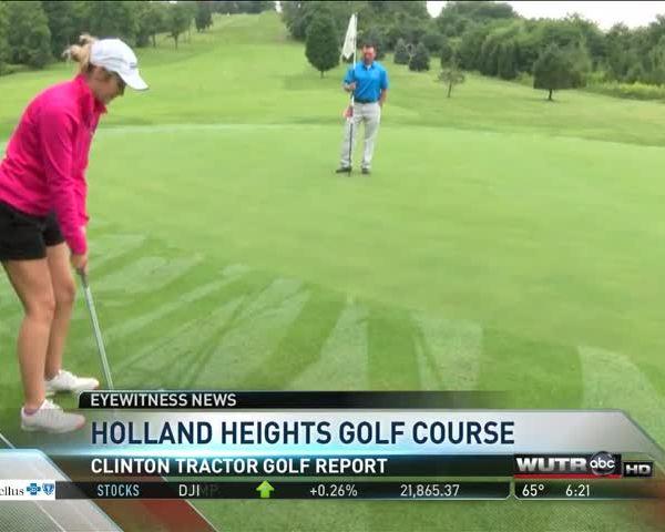 Clinton Tractor Golf Report 8/29