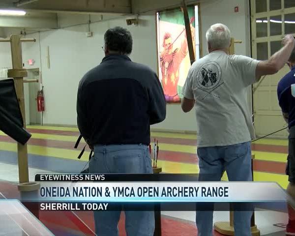 Oneida Nation and YMCA Open Up Archery Range_70149504