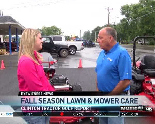 Clinton Tractor Golf Report 9/5