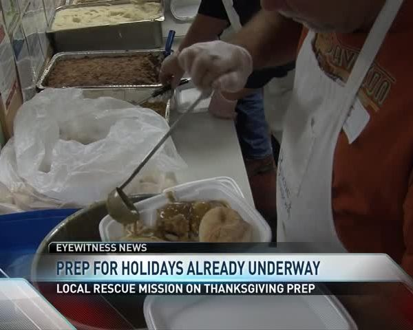 Local Charities Already Prepping for Holidays_22280783