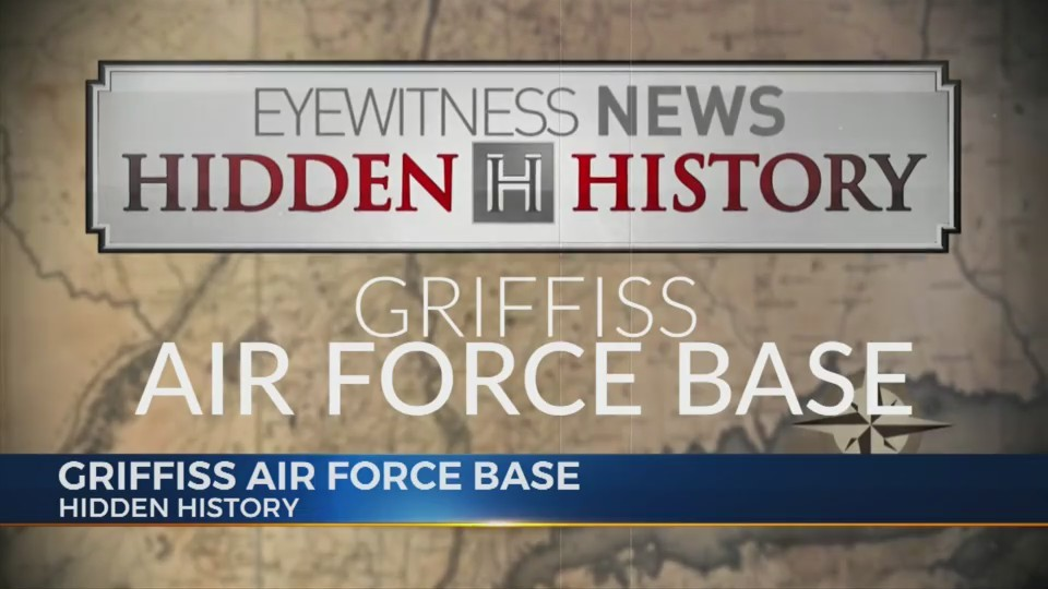 Hidden History - Griffiss AFB  1/29/18