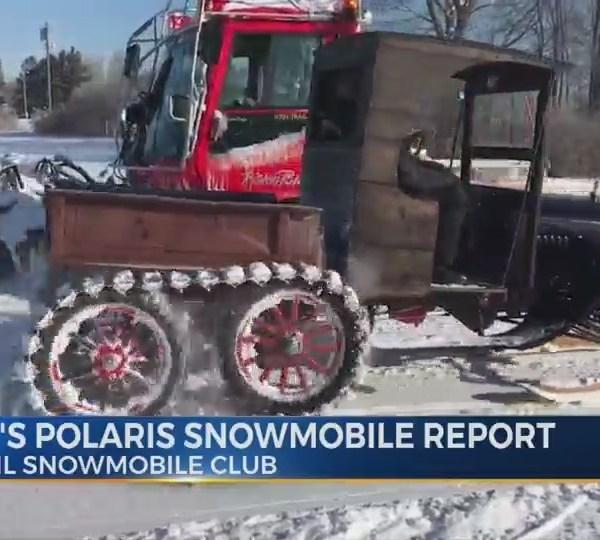 Moody's Polaris Snowmobile Report 2/8/18