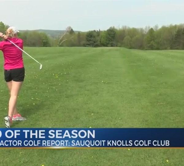 Clinton Tractor Golf Report: Sauquoit Knolls Golf Club 5/16/18