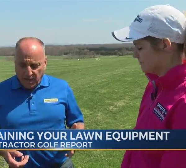 Clinton Tractor Golf Report: Clinton Tractor and Implement Company 5/23/18