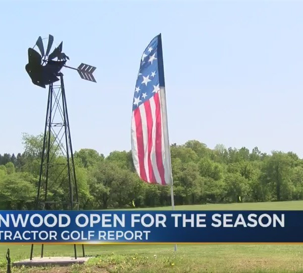 Clinton Tractor Golf Report: Cottonwood Golf Course and Driving Range 5/30/18