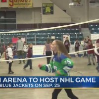 Clinton Arena to host NHL game