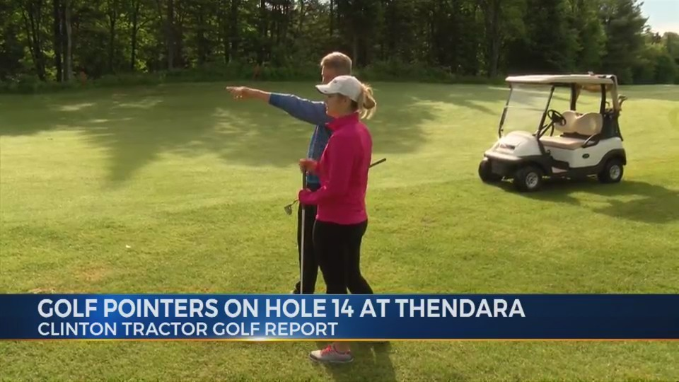 Clinton Tractor Golf Report: Thendara Golf Club 6/20/18