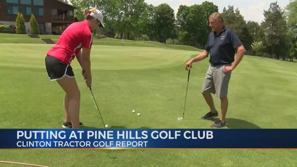 Clinton Tractor Golf Report: Pine Hills Golf Club 6/6/18