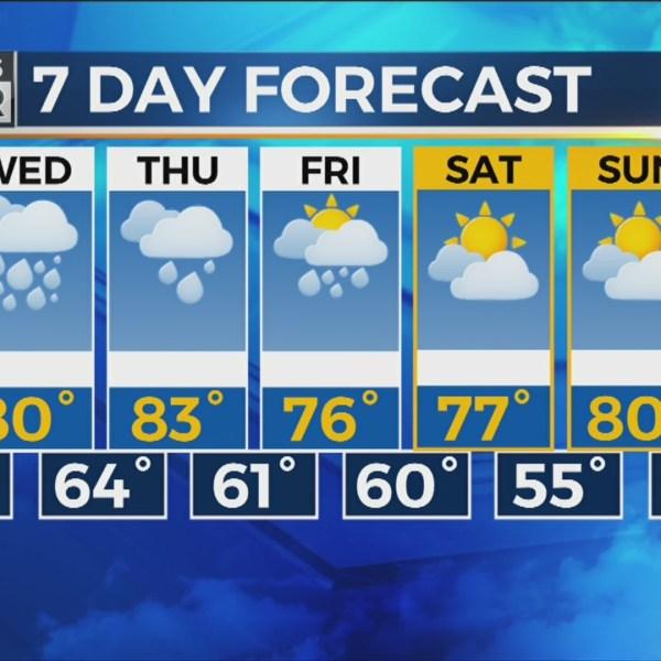 Full Forecast 7-23