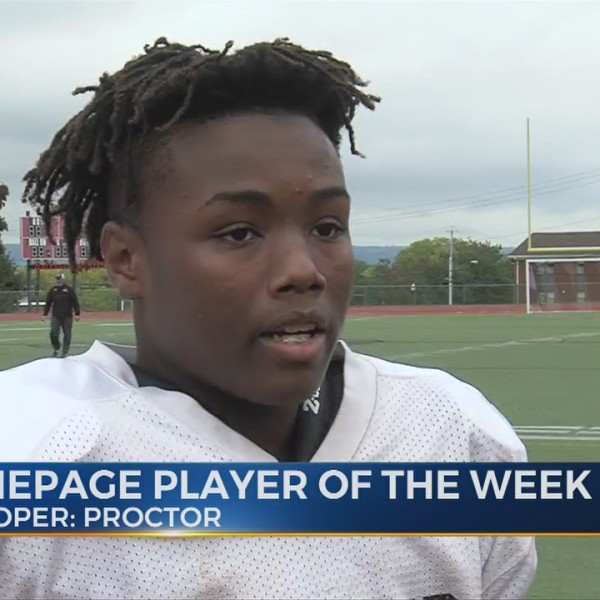 CNYHomepage Player of the Week: Tasean Cooper