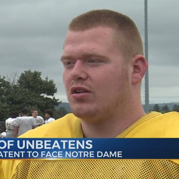 Holland Patent set for showdown with Notre Dame