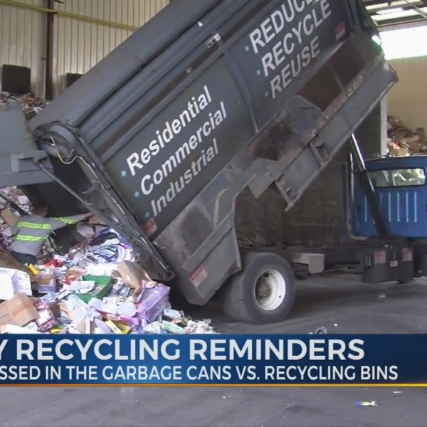 Holiday recycling reminders