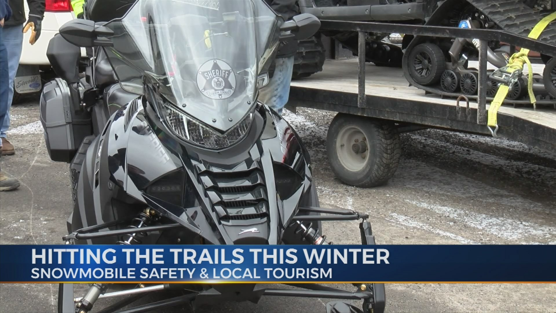 Hitting the Trails This Winter