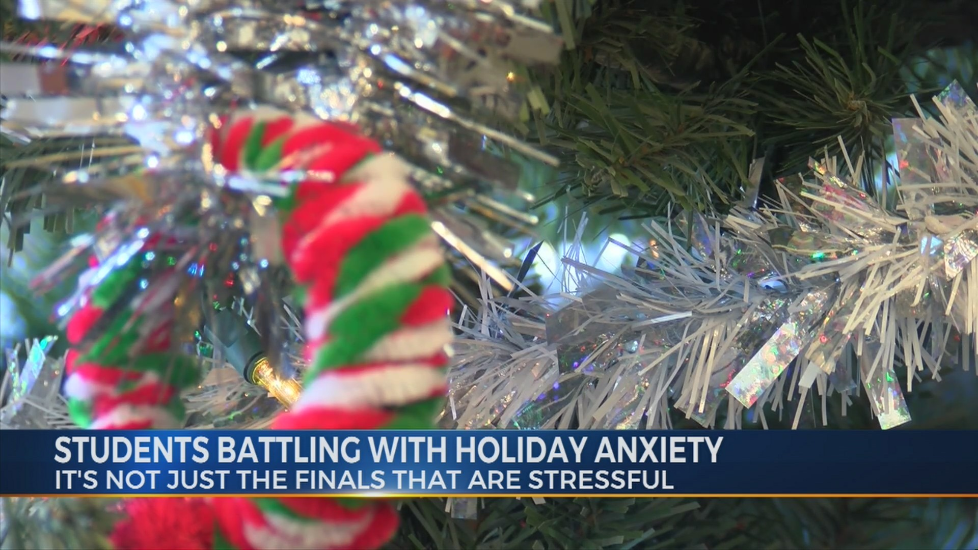 Students Battling with Holiday Anxiety