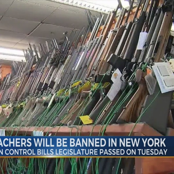 Arming Teachers Will be Banned in New York