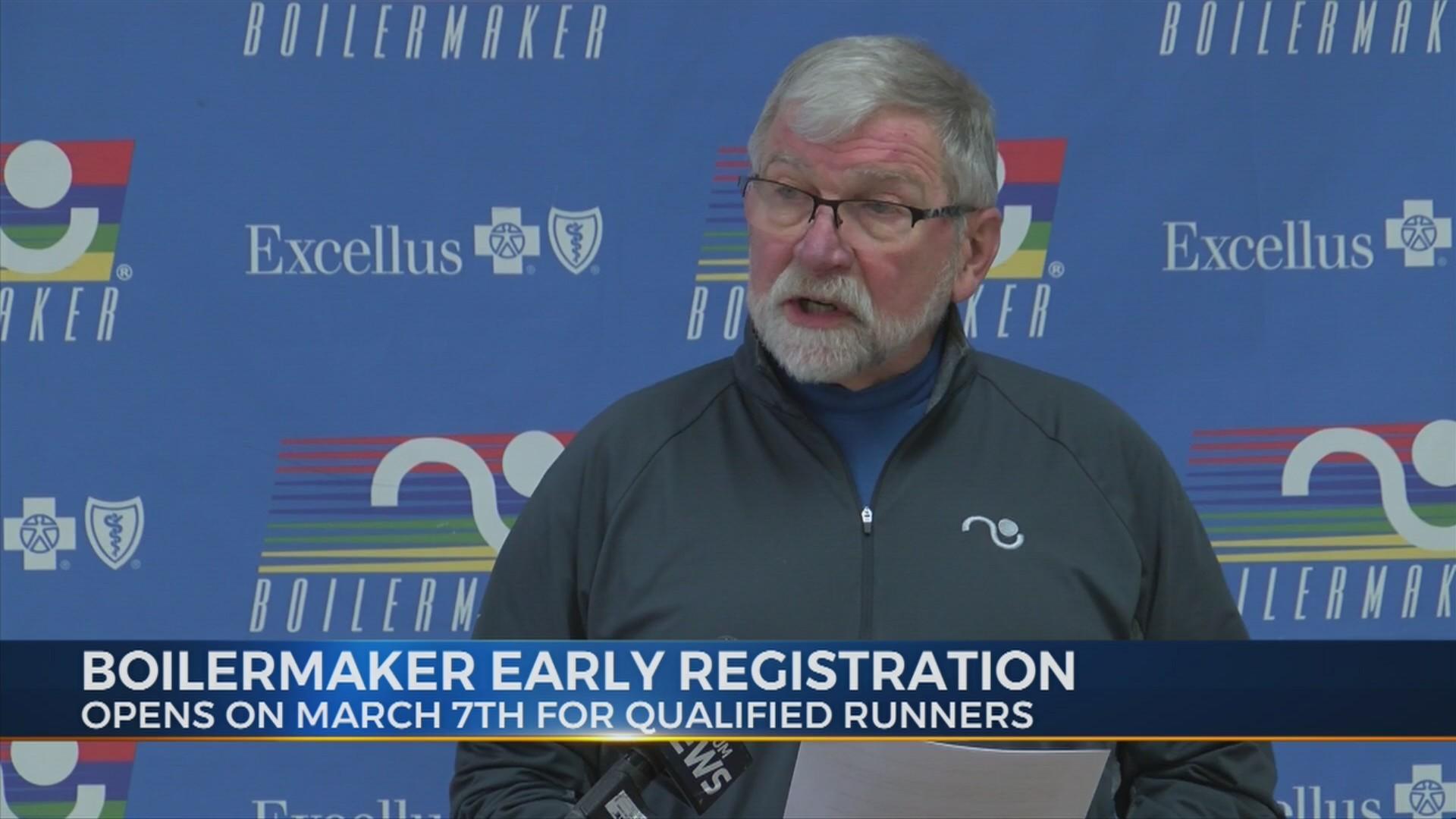 Boilermaker Announces Early Registration