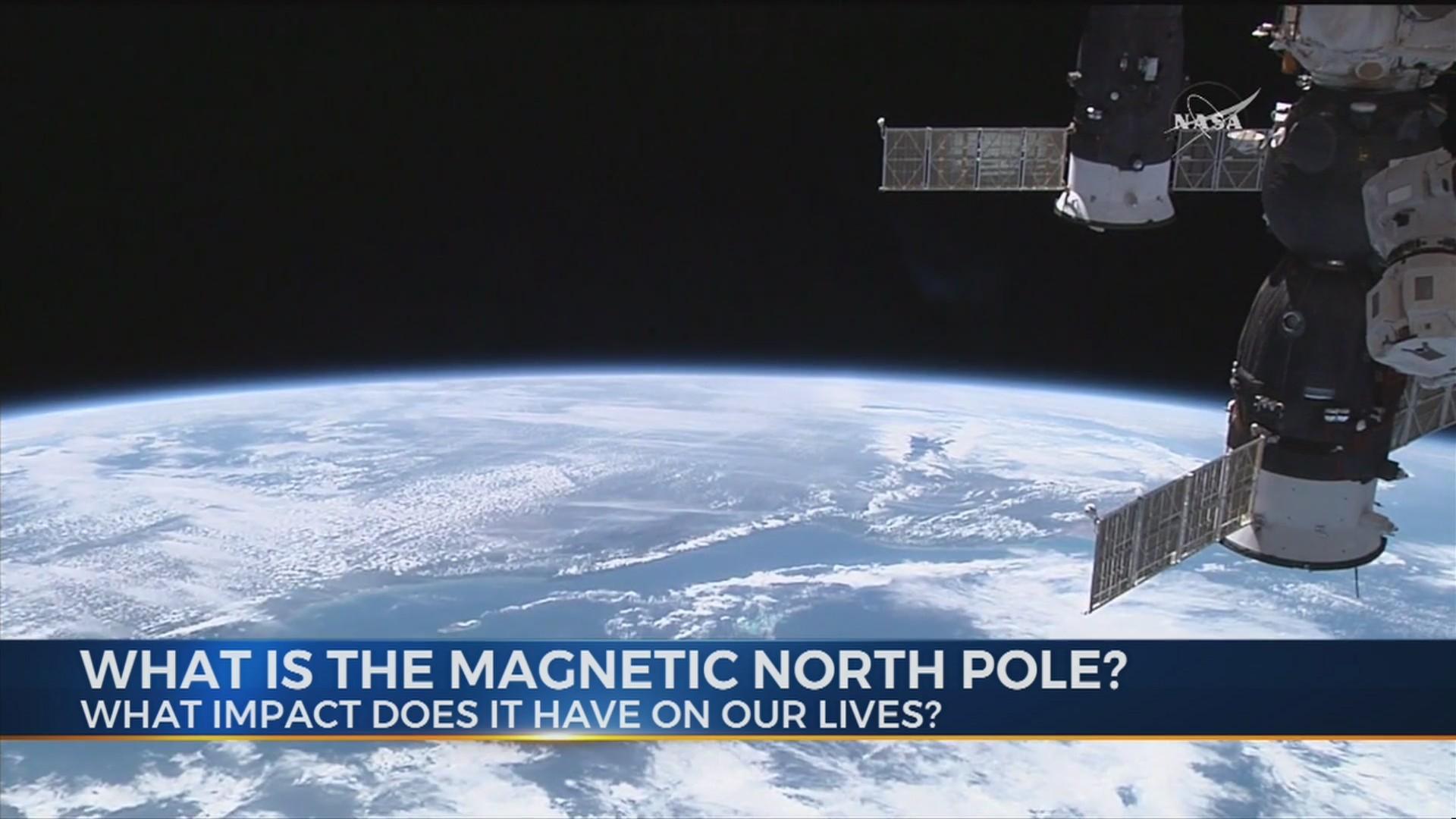 North Pole Shift