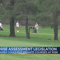 Golf Course Assessment Legislation