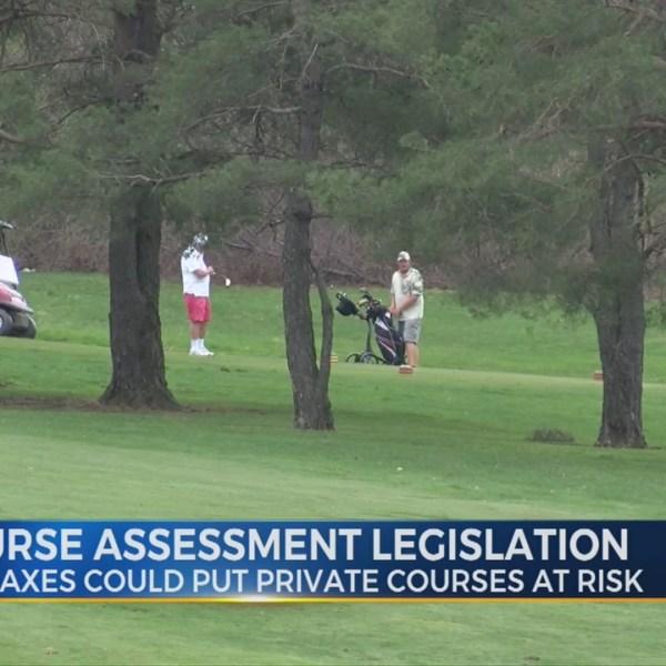 Golf Course Assessment Legislation