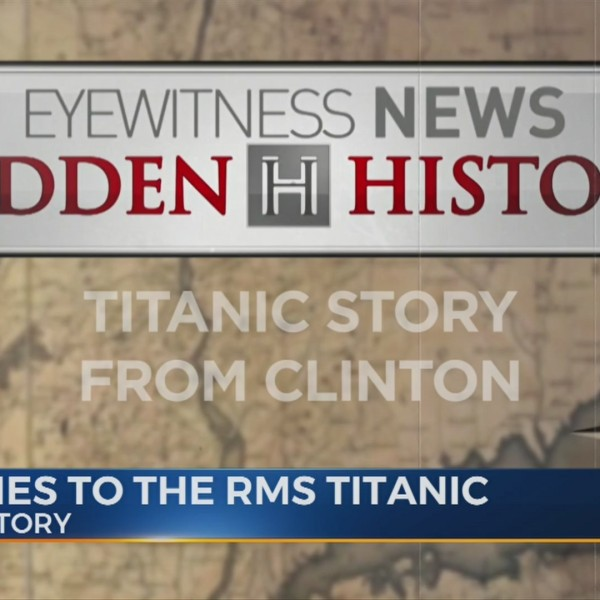 Hidden History - Local Ties To The Titanic
