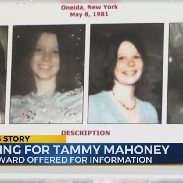 Searching For Tammy Mahoney
