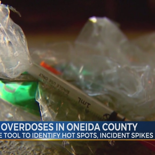 Tracking Overdoses In Oneida County