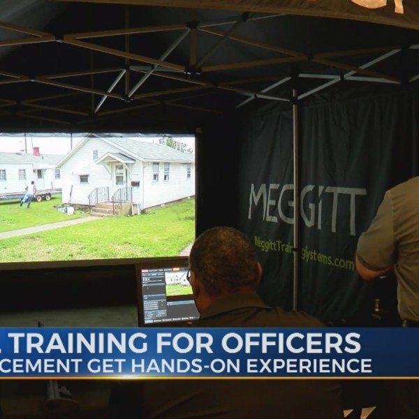 Virtual Training For Officers
