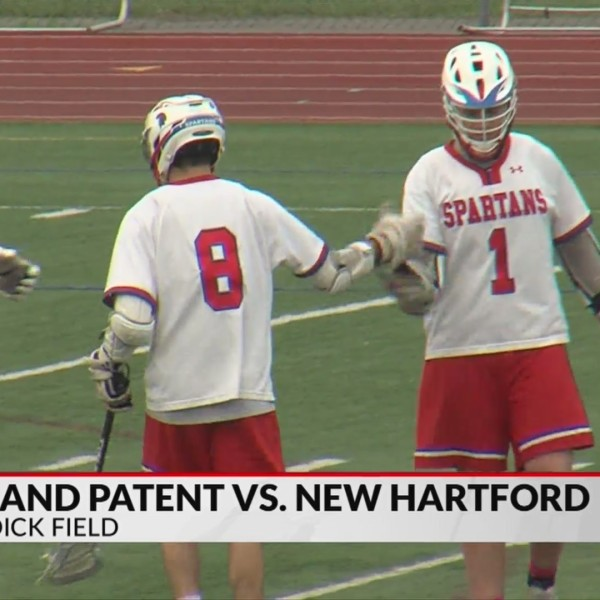 New Hartford, Whitesboro boys lacrosse win big