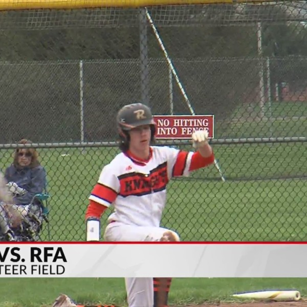 RFA baseball routs VVS 15-1