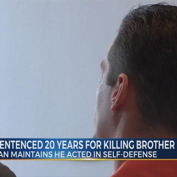 Ferguson Sentenced 20 Years For Killing Brother