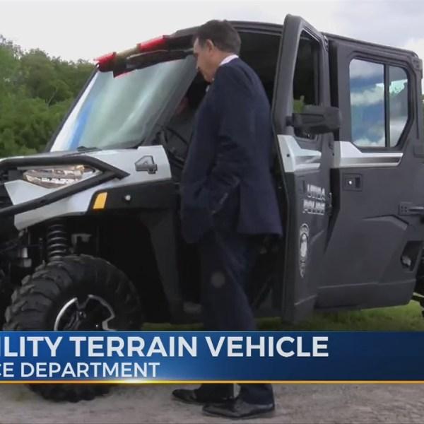 New Utility Terrain Vehicle